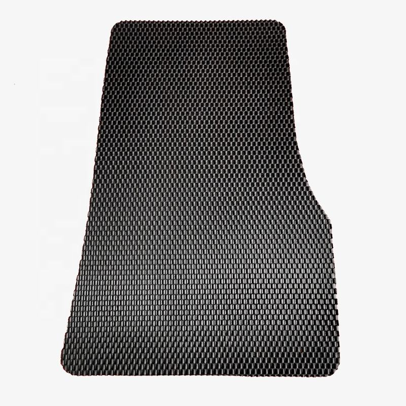 pvc material waterproof fire proof anti-slip customizable factory minimum price applicable to all types of car foot mats