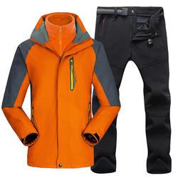 OEM New arrival mens ski snow jacket suit hot high quality ski rainbow