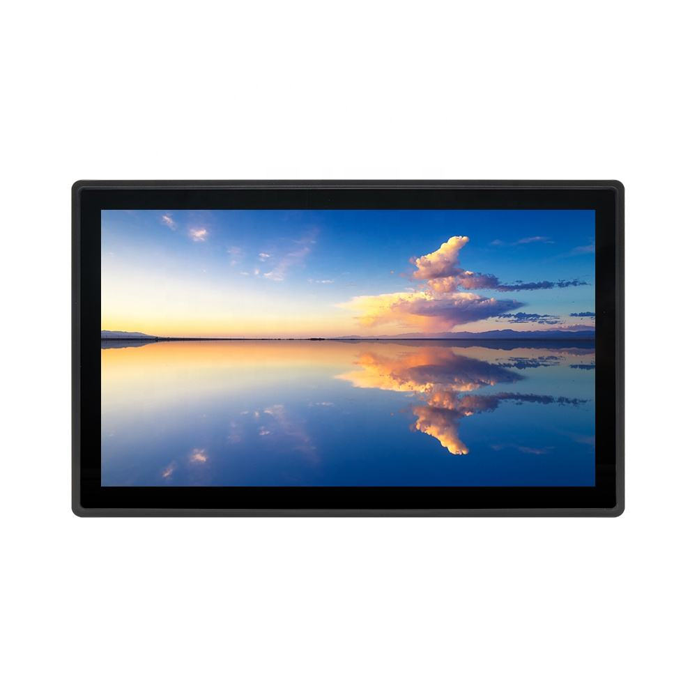 21.5 22 inch wide screen 1920x1080 LCD touch with capacitive touch display monitor