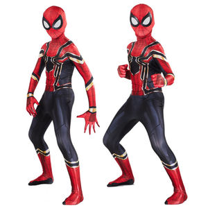 2019 Amazon Esplosione Spider-Man Heroes Expedition Siamese Stretto Abiti Marvel Movie Cosplay del Anime di Cosplay