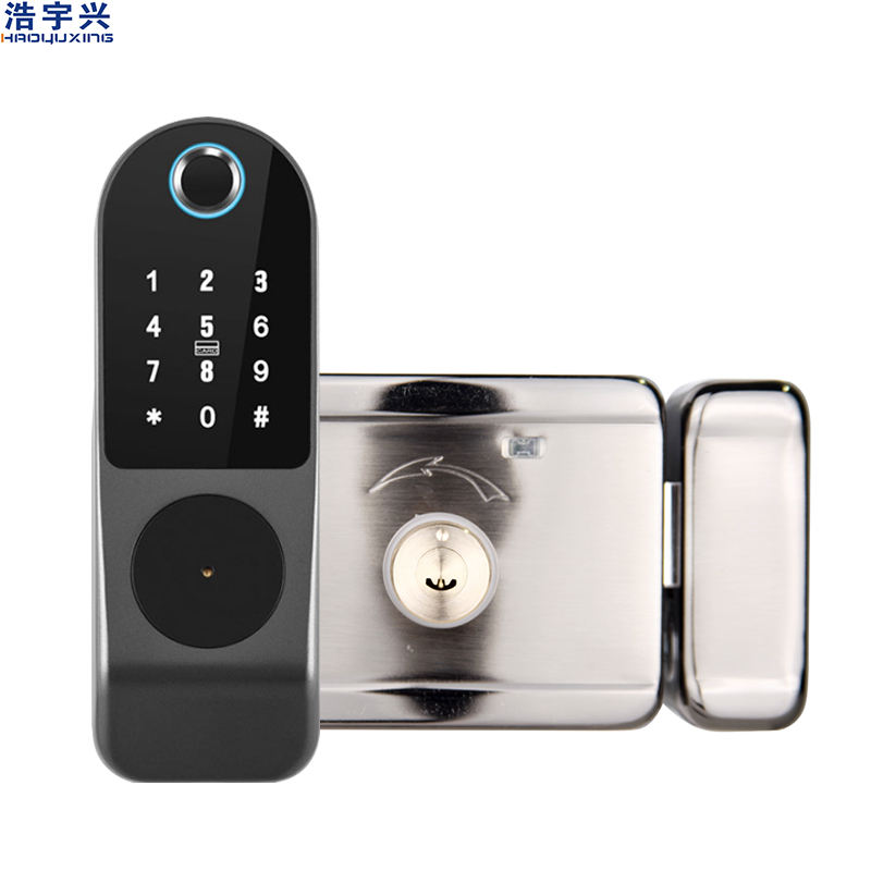 Smart Fingerprint Door Lock Password Keyless Digital smart deadbolt lock