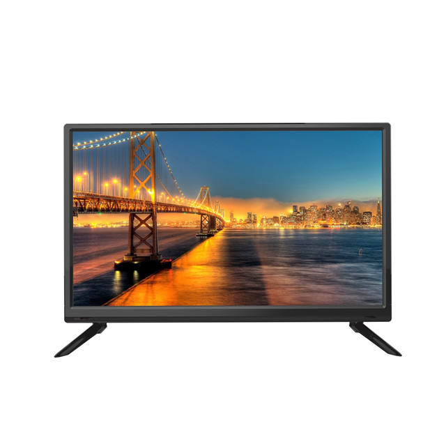 24 inch Smart LED LCD TV High Quality Television with Wifi for sale