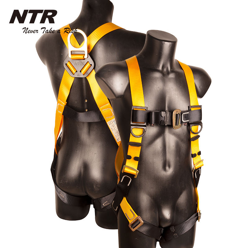 Safety Harness Roofing Toddler Construction Full Body Safety Harness With Lanyards
