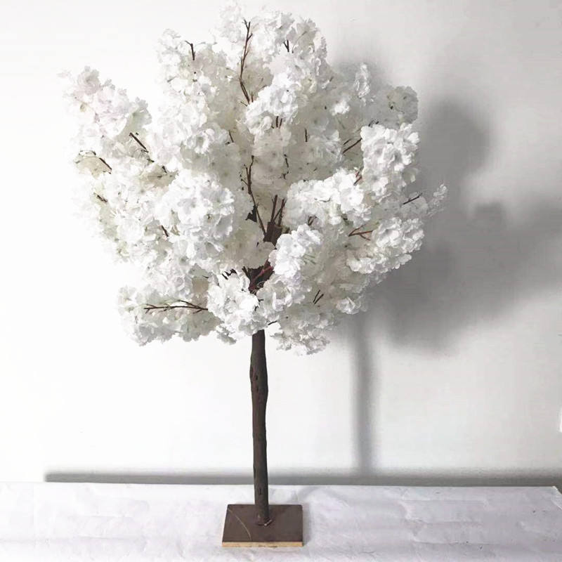 Artificial Wedding Flower Cherry blossom Tree For Wedding Centerpiece Decor