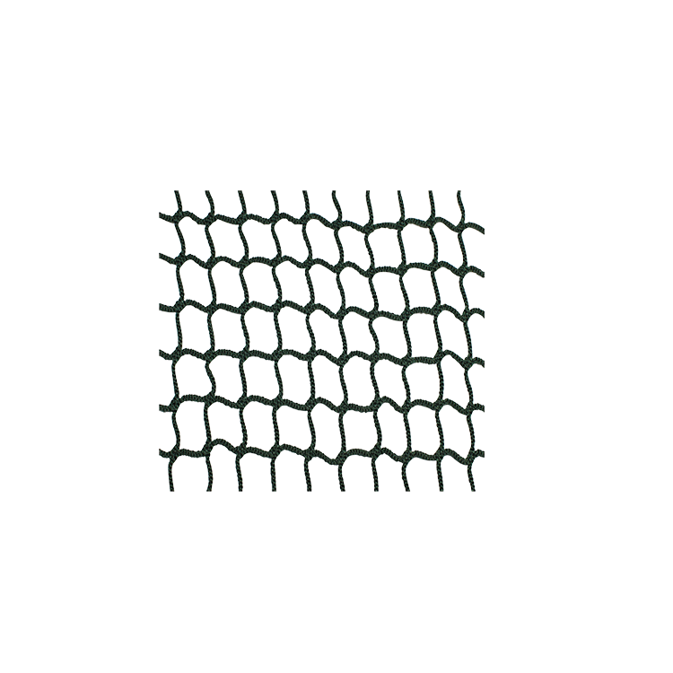 knotless nylon square mesh netting
