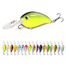 Hengjia 100mm 14g Hard Crankbaits Plastic Fishing Lure for Bass and Pike