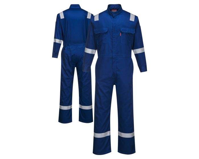 2019 Favar Flame Retardant coverall/ heat resistant nomex overall/ FR boiler suit