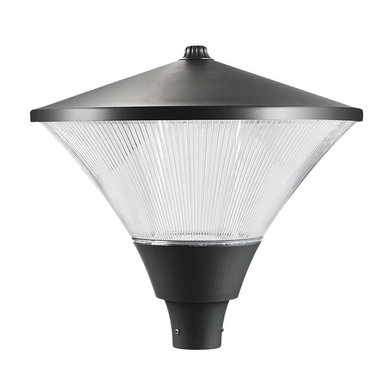 Aluminium Taman <span class=keywords><strong>Tiang</strong></span> Lampu LED 50W Post Top Lampu