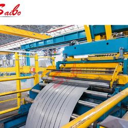 High precision automatic steel coil slitting machine line for steel and metal sheet