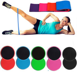 Yoga stretch belt fitness girl seesaw buttock resistance bel
