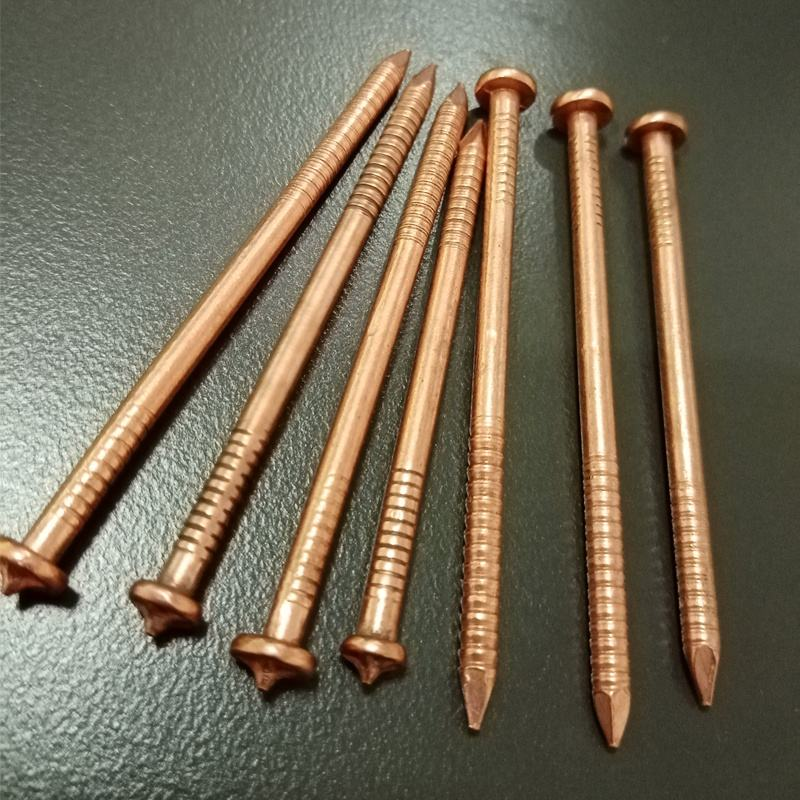Mild Steel Capacitor Discharge Weld Pins With Copper Coat Or Zinc Coating
