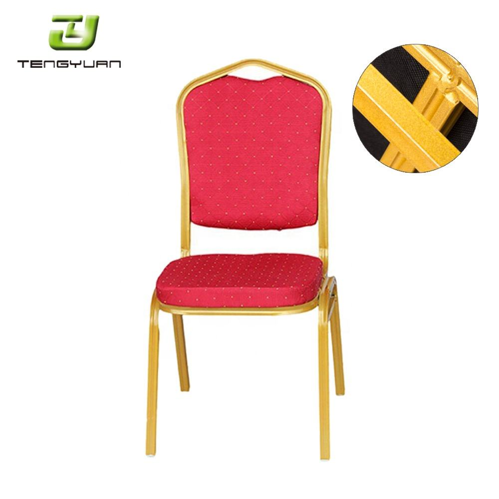 Africa Cheap Wholesale Metal Banquet Chairs