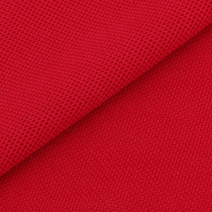 BC007-3 40S Cheap cvc 60 knitted shirt cloth cotton polyester fabric for sportswear