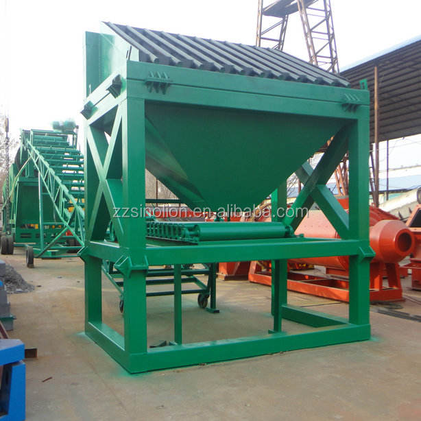 Portable mobile diesel generator gold mining trommel screen price for gold washing plant