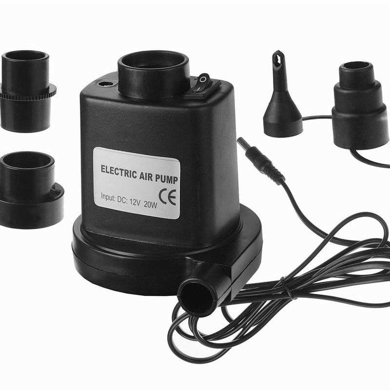 Factory 12V Electric Air Pump Air Inflate And Deflate