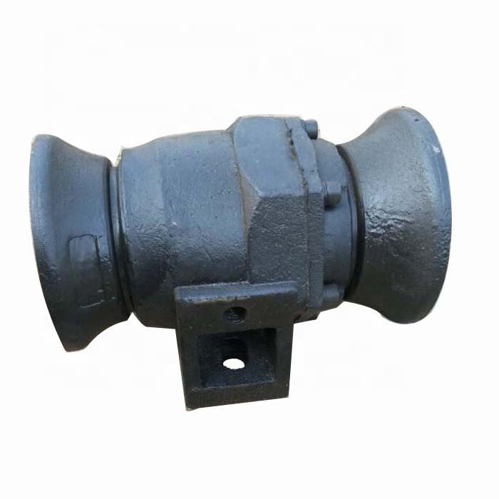 Newly designed round hole oil bath type disc harrow bearing assembly