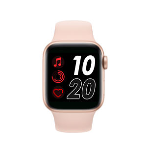 T500 Reloj Inteligente Android Ios Smartwatch pk IWO 8 10 11 Série 4 5 Montre intelligente T500 pour iphone apple huawei xiaomi