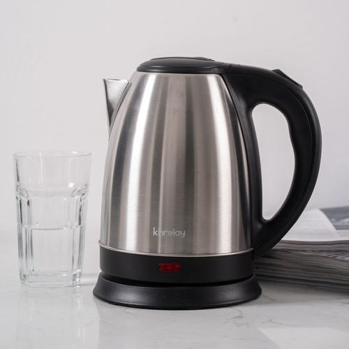 home appliance kitchen 1.8 liter stainless steel electric kettle