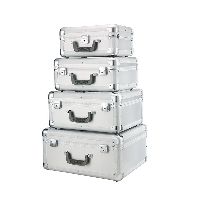 Professional customized hard metal DJ Aluminum Carrying Flight Case for tools and equipments