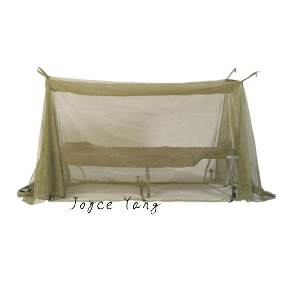 Hot sale Good Quality Military Mosquito Net Olive Green Camping Army Mosquito Net for outdoor