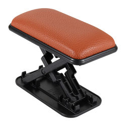 Car interior accessories auto console box adjustable car seat armrest