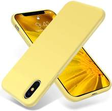 2020 Amazon Luxury Phone Case Mobile Phone Casing Liquid Silicone Cover for iPhone X/XS/XS MAX/11/11 Pro/11 Max