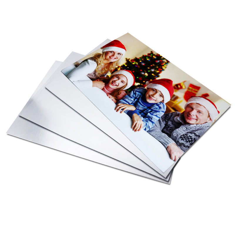 Top rated customize HD aluminum photo thin sublimation blanks sheet A4 sublimation aluminum plate