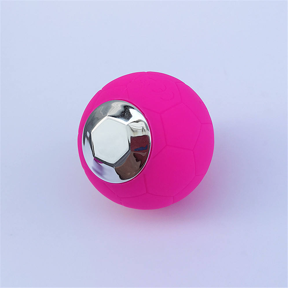custom hard and Hollow silicone rubber ball