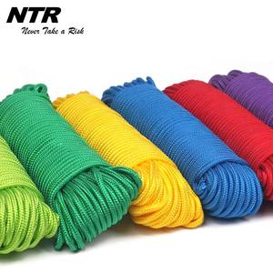 16mm 18mm Customized braided pp polypropylene rope