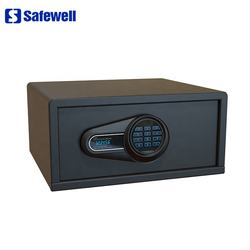 Safewell LED Display 25.5 L Small Digital Steel Electronic Safe Box For Hotel