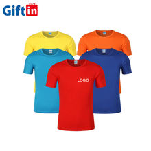 High quality mens dry fit t-shirt 100% polyester t shirt