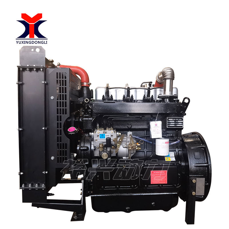56kw/76HP Ricardo series diesel engine Made in China ZH4105ZLD