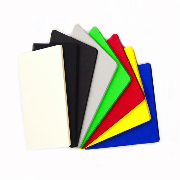 Antistatic Rigid PVC Foam Board for Blister Pack Thermoforming and vacuum forming