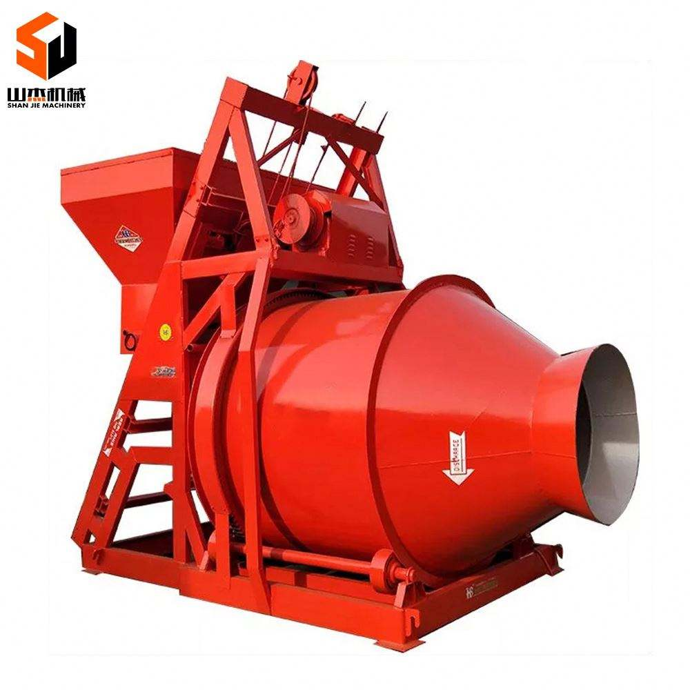 New type Hongying brand Used concrete mixer with lister diesel engine for sale