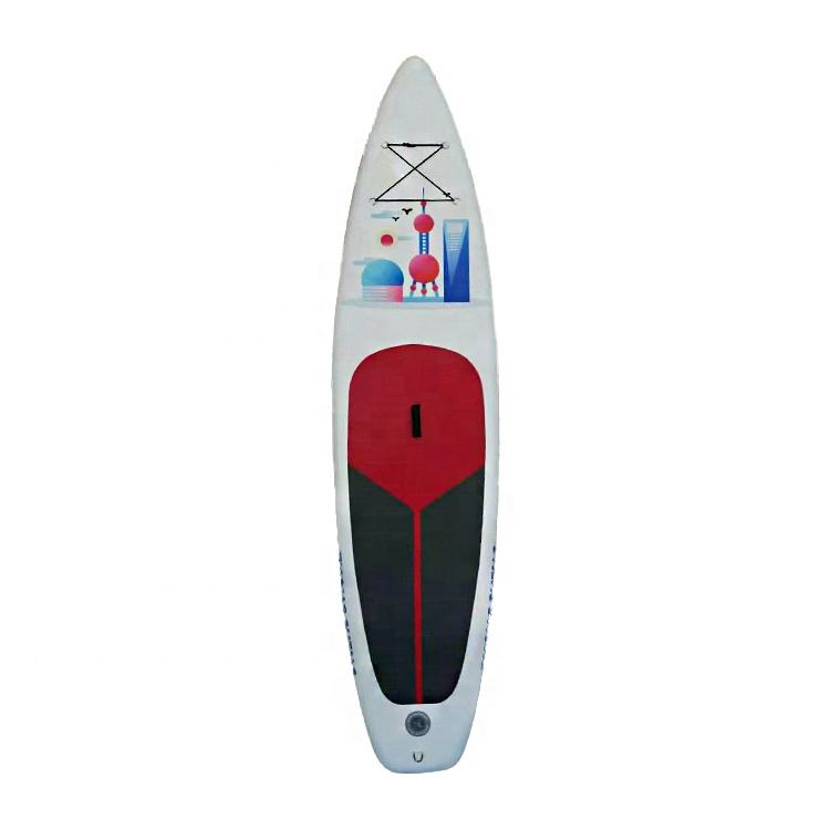 high quality power wake soft surf board in China