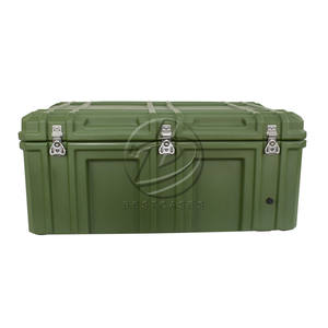 Rotationsformen hartplastik wasserdicht heavy duty robuste military lagerung transport fall