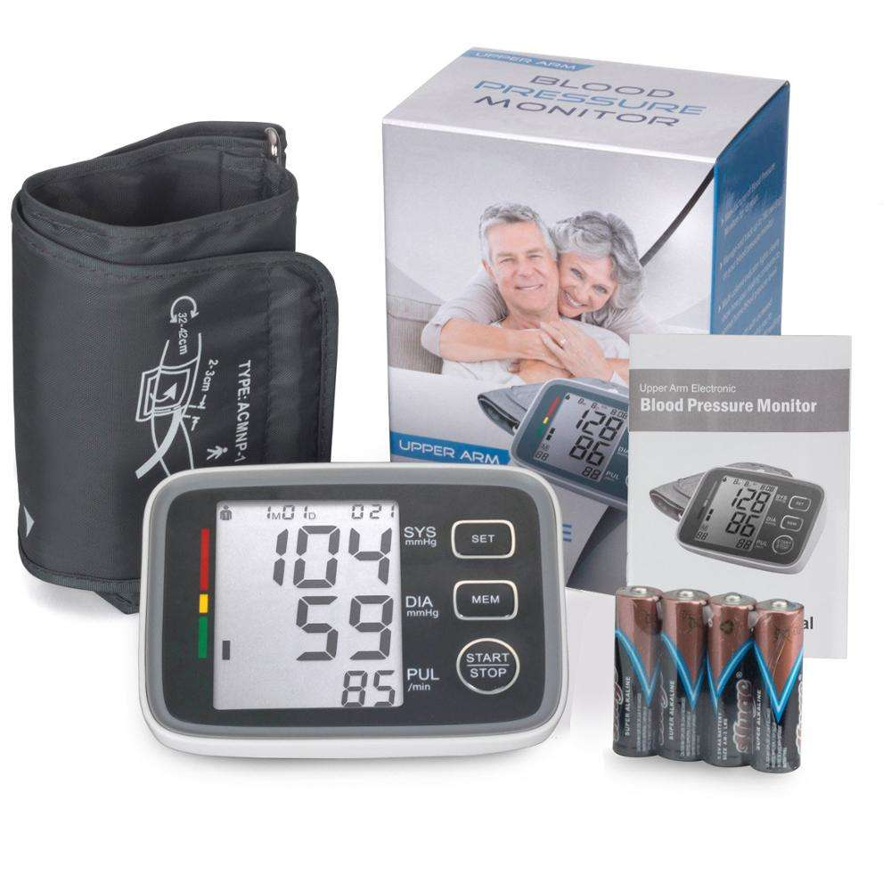 Factory Price Digital Full Automatic a Blood Pressure Monitor