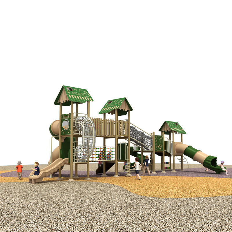 China import toys kids wooden playground outdoor used playground equipment for sale