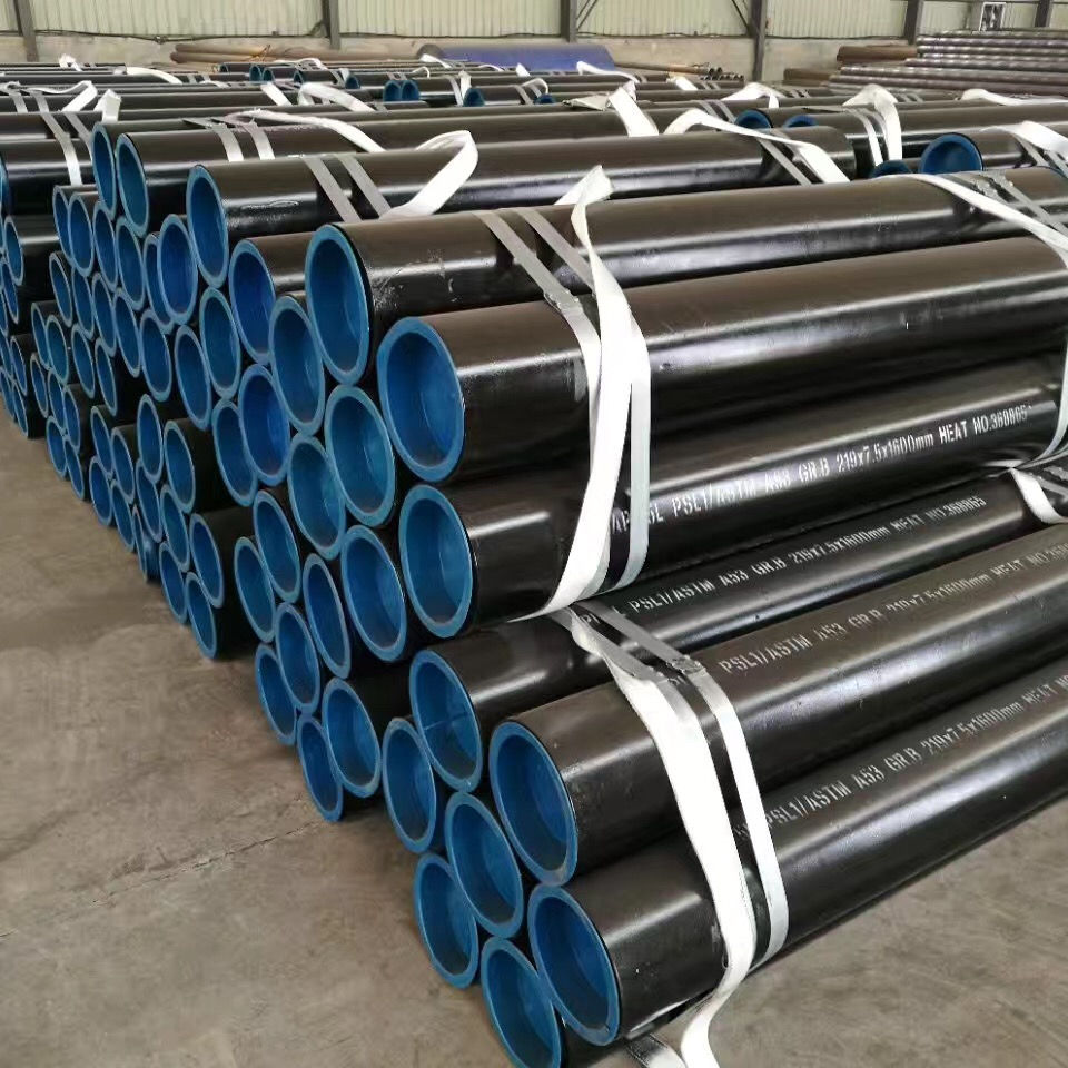 Seamless Steel Pipe(tube) STPG370