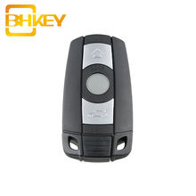 3 Buttons KR55WK49127 CAS3 433 Mhz PCF7945 Chip Smart Car Fob Remote Key For BMW X5 X6 E46 E60 E63 E65 E83 E85 E90 E92
