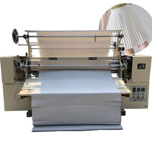 Industrial Pleating Machine Textile Curtain Pleating Machine