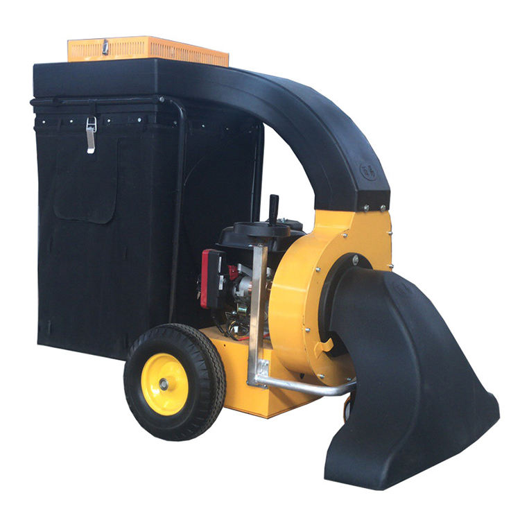 Portable Leaf Blower Leaf Collecting Suction Machine