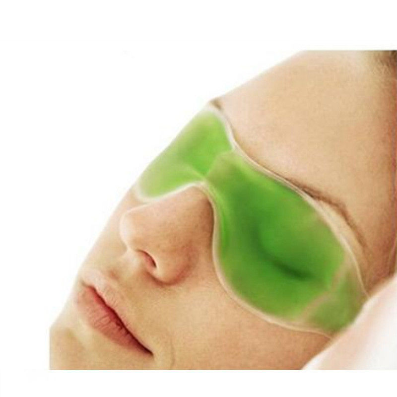 2021 Custom Logo Eye Mask Gel Eyes Cover Relaxing Magic Ice Eye Mask
