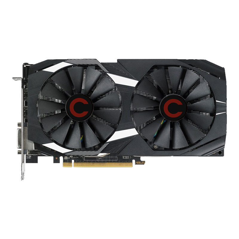 Wholesale graphic card mining AMD RX5700XT 8G gaming 8gb graphics card for ETH miner chassis 5700XT With mining Cards mining 8gb
