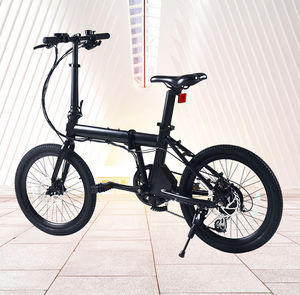 2020 Adult Mini Foldable Battery Cycle E Bike Bicycle Folding electric bike