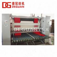 Textile Fabric Folding Machine, could use it respectively or together with Tubular Compactor machine