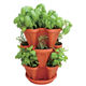 Strawberry Hydroponic Vertical Gardening Tower Pots Planters