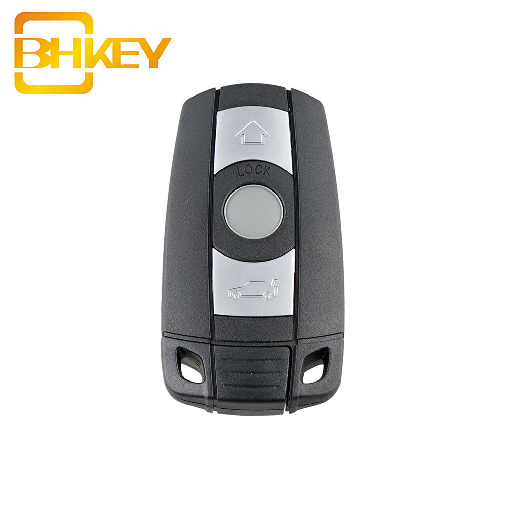3 Buttons CAS3 868Mhz PCF7945 Chip Smart Key KR55WK49127 Remote Key For BMW X5 X6 E46 E60 E63 E65 X6 E83 E85 E90 E92 Car Key