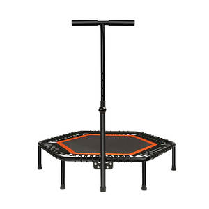 Cheap Price Fitness Mini Trampoline 48 Inch Indoor Gymnastic Bungee Trampoline