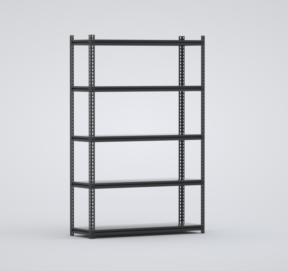 Adjusting super market show exhibition metal shelf rack with metal sheet shelf for shop or home or storage